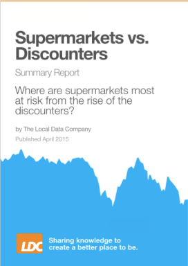 Supermarkets vs Discounters