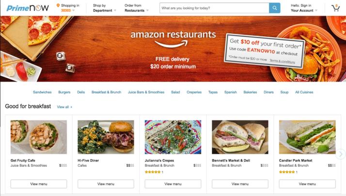 amazon-prime-restaurants